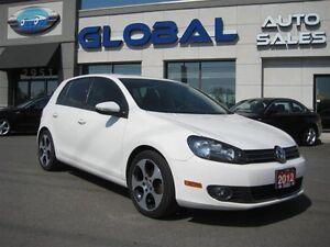 2012 Volkswagen Golf 2.0 TDI -*** DIESEL**** ACCIDENT FREE!