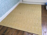 Barker and stone house rug