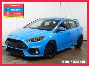 2016 Ford Focus RS ** MODEL 2017 AU PRIX D'UN 2016 **