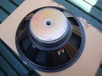 "TWO 15"" REPLACEMENT WOOFERS SPEAKERS 250 WATTS RMS"