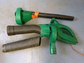 Black & Decker Garden Vacuum and Leaf Blower