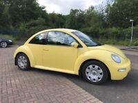 Volkswagen Beetle 1.6 PETROL/ GAS CONVERSION!