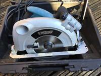 Erbauer 240v circular saw