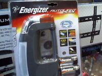 ERERGIZER AUTOLIGHT TORCH NEW WITH BATTERIES
