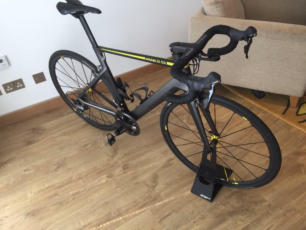 Canyon aeroad CF SLX, Dura Ace, Exeith Pro Anniversary Wheels, Medium Size  56 | in Heswall, Merseyside | Gumtree