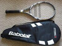 Babolat Tennis racket.