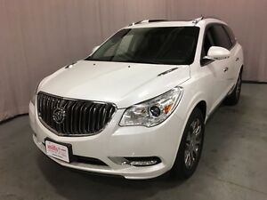 2016 Buick Enclave Premium 4WD V6 White Leather