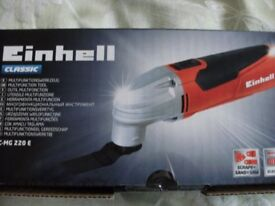 ELECTRIC MULTIFUNCTION TOOL (Brand New & Boxed)