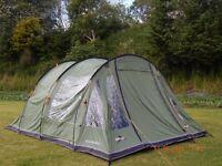 Vango family tent