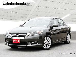 2014 Honda Accord EX-L Sold Pending Customer Pick Up...Only 2...