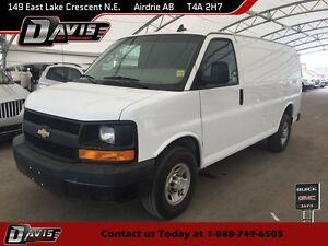 2016 Chevrolet Express 2500 ONSTAR, AM/FM RADIO, POWER LOCKS