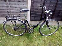 Raleigh Bike bicycle Varsity Classic