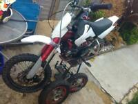 Xsport fym 125 raced swaps and offers