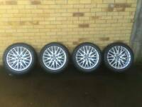 Ford alloy wheels 5x108
