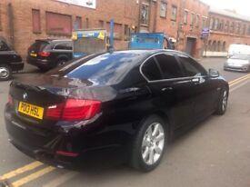 BMW 520d dynamic efficient
