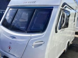 2016 Lunar Arriva (2 Berth, Compact, End Kitchen) ++Free new air awning included++
