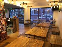 Ex Urban Grille Restaurant/Takeaway Premises Business For Sale - Based in Didsbury - Flat Included
