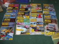 20 ISSUES MINI WORLD MAGAZINE 1994- 1997 MINIWORLD