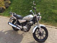 Yamaha YBR 125 Custom for Sale