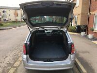 Vauxhall Astra van 1.9 cdti (120ps) silver