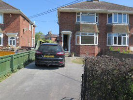 Royal Wootton Bassett, New Road. Immaculate 2 bedroomed semi detached house for immediate rental.