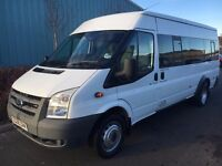 2008 FORD TRANSIT 17 SEATER MINI BUS NO VAT TO PAY