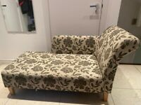 Lounge Chair / Chaise Longue For Sale