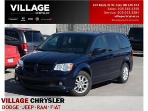 2013 Dodge Grand Caravan R/T|Leather|Backup Cam|Dual DVDS|Rear A