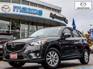 2015 Mazda CX-5 GS-Blind Spot Mon, Sunroof, Pwr Seat, Back Up Ca