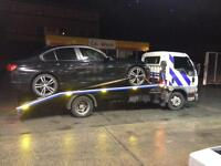 24/7 RECOVERY & SCRAP CARS WANTED 1 HR SERVICE
