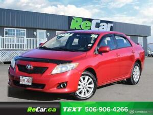 2010 Toyota Corolla LE AUTO | AIR | ONLY $4,994