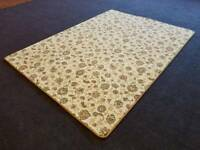 New wilton rug 8ft x 6ft