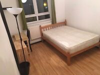 Beautiful Double Room Available Now - Only 1 stop from Bank Underground Station