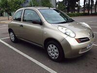 Nissan Micra 1.2 Automatic Low Mileage. Full Service History