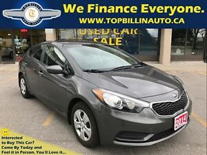 2014 Kia Forte 1.8L LX+ Auto, 2 YEARS WARRANTY