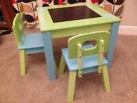 Early Learning Centre Play Table and Chairs