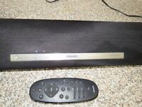 Philips HTL5120/12 Soundbar speaker with integrated Subwoofer