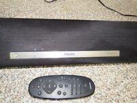 Philips HTL5120/12 Soundbar speaker with integrated Subwoofer