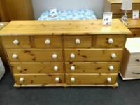 Chest of drawers (beech) - British Heart Foundation sco39426