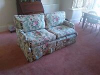 Vintage 1970s Sofa