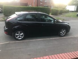 Ford Focus 2010 low mileage
