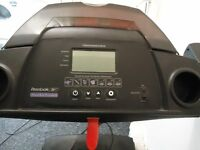Reebok Treadmill Spares or Repairs - Incline Motor still works but belt not working - BARGAIN