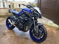 2016 Yamaha MT10