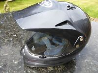 motor cycle helmets & clothing