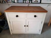 Handmade kitchen cupboard