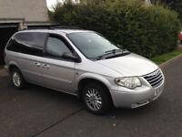 Chrysler Voyager 2005, 2.4 petrol - for sale or swap.