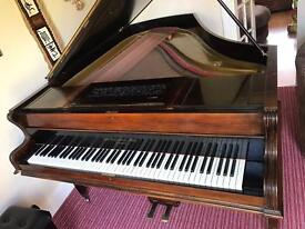 John broad wood and sons grand piano