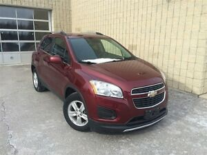 2014 Chevrolet Trax LT**BLUETOOTH**ALLOY WHEELS**TURBO ENGINE