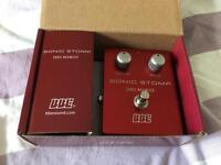 BBE Sonic Stomp Pedal NO TRADES