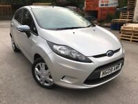 2009 ford fiesta - 1.4 diesel - £20/year road tax - 6 months mot - 5 door - 2 former keeper